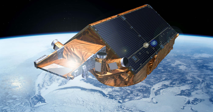 Space Track Nordic Master In Cold Climate Engineering - Space track