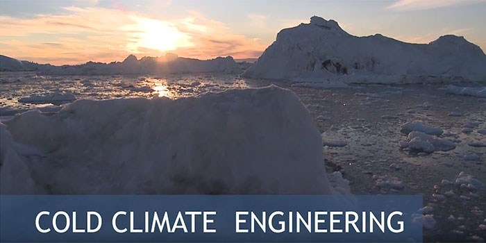 Cold Climate Engineering - screen shot from video